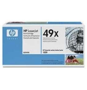 HP 49XD, Black toner pre HP LaserJet 1320, 3390, 3392, 2x6000 strán / dual pack