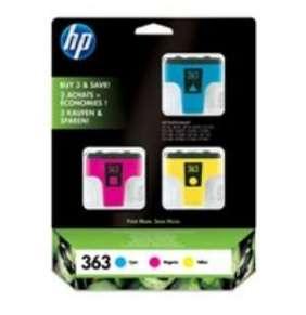 HP HP 363 3-ink pack CB333EE originál