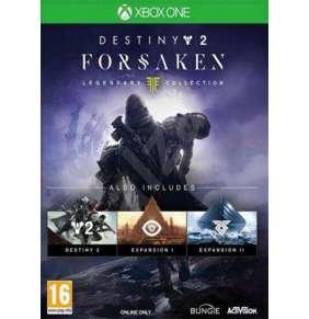 XONE - Destiny 2 Forsaken Legendary Collection