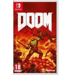 Nintendo SWITCH Doom