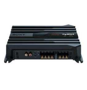 SONY XM-N502 Zesilovač do automobilu s 500W výstupním výkonem
