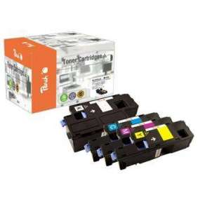 PEACH kompatibilní toner Epson Aculaser C1700, 4-MultiPack