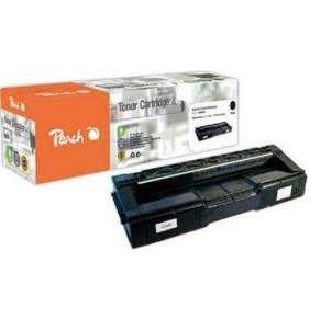 PEACH kompatibilní toner Ricoh Aficio SP C220/240, černá, 406094