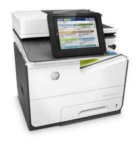 HP PageWide Enterprise Color MFP 586dn (A4/ 75 ppm/ USB 2.0/ Ethernet/ Duplex/ Print/ Scan/ Copy/ DADF)