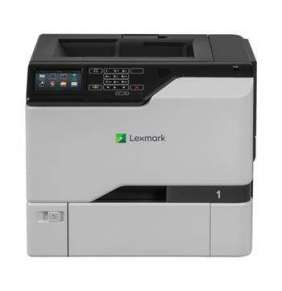 Lexmark CS725de color laser 47/47ppm, síť, duplex, dotykový LCD