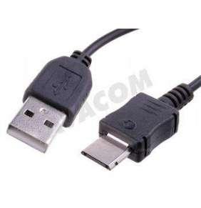 AVACOM Nabíjecí USB kabel pro telefony Samsung s konektorem D800 (22cm)