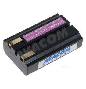 AVACOM Nikon EN-EL1, Konica Minolta NP-800 Li-ion 7.4V 800mAh 5.9Wh