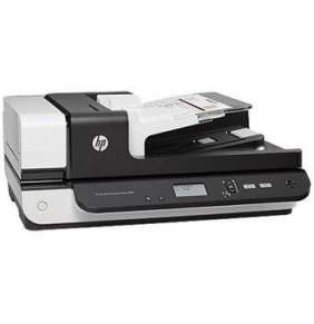 HP Scanjet Enterprise Flow 7500 Flatbed Scanner (A4,600x600,USB 2.0, OCR)