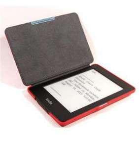 C-TECH pouzdro Kindle Paperwhite 3 hardcover,červe