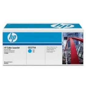 HP 650A Cyan LJ Toner Cart, 15 000 str, CE271A