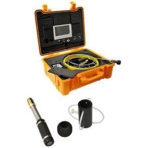 "CEL-TEC PipeCam 40 Profi - inspekční kamera, SD/SDHC, LCD 7"", kabel 40m"