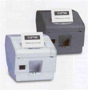Tiskárna Star Micronics TSP743U II Béžová, USB, řezačka, bez zdroje