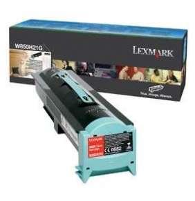 LEXMARK toner W850 Black High Yield Return Program Toner Cartridge