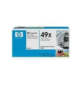 HP Q5949X Toner 49X pro LJ 1320, (6000str), Black