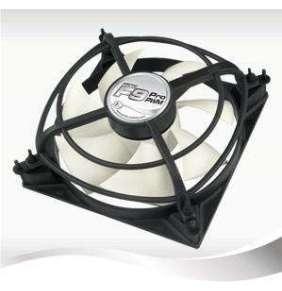 ARCTIC fan F9 PRO PWM PST (92x92x34) ventilátor (řízení otáček, fluidní ložisko)