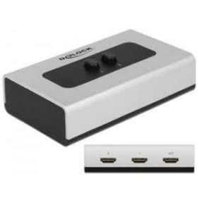 Delock HDMI Switch 2-portový, manuální