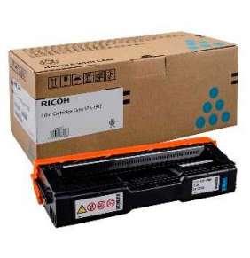 Ricoh - toner 407544 SPC 250E (SP C250DN, C250SF) 1600 stran, azurový