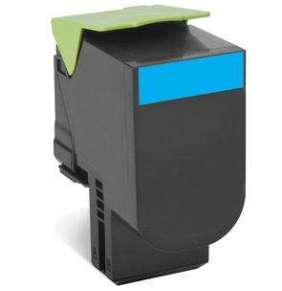 802SC Cyan Standard Yield Return Program Toner Cartridge - 2 000 stran