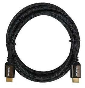 EVOLVEO XXtremeCord, kabel HDMI 2.0b, 5 metrů, podpora UltraHD 4K2K/HDR