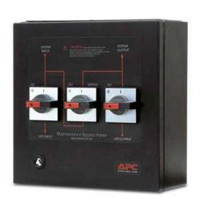 APC Smart-UPS VT Maintenance Bypass Panel 30-40kVA 400V Wall