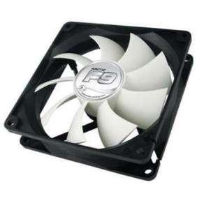 Velmi kvalitní a tichý ventilátor do počítačové skříně s rozměry 92 x 92 x 25mm od renomované švýcarské společnosti spe