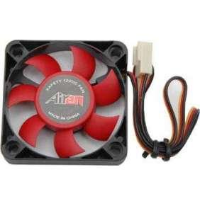 AIREN FAN RedWings50 (50x50x10mm, 17,8dBA) 3pin 12V