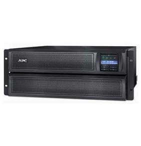 APC Smart-UPS X 3000VA (2700W) Rack 4U/Tower LCD, hl. 48,3 cm