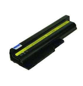2-Power baterie pro IBM/LENOVO ThinkPad R500/R60/R61/T500/T60/T61series/W500  Li-ion (9cell), 10.8V, 6600mAh