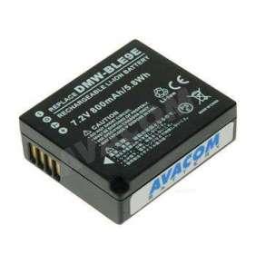 Náhradní baterie AVACOM Panasonic DMW-BLE9 Li-ion 7.2V 800Ah 5.8 Wh verze 2012