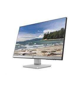 """HP LCD 27q 27""""/2560x1440 LCD QHD AG/16:9/1000:1/350cd/2ms/1xDP/1xHDMI/1xDVI/VESA/Silver-black"""