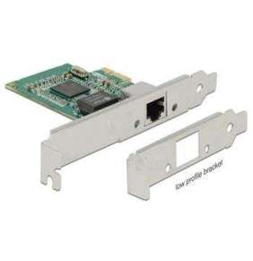 Delock PCI Express Karta   1 x Gigabit LAN