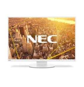 Monitor NEC EA245WMi-2 24inch, IPS, DVI/HDMI/USB/DP/D-SUB, reproduktory, biely