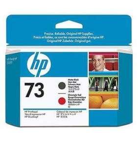 HP No 73 Ink /M Black/Chrom Red Pr Head