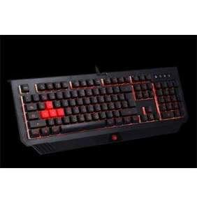 A4tech Bloody B125 podsvícená herní klávesnice, USB, voděodolná, 7 multimed. kláves, CZ