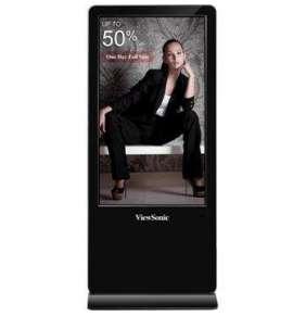 "Viewsonic EP5520, 55"", 1920x1080, 350 nits, 4000:1, 16GB storage, 10Wx2 speakers, 2 x HDMI, 3 x USB type A, LAN, RS232"