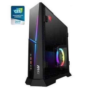 MSI Trident X Plus 9SF-087EU /i9-9900K Coffeelake/32GB/512GB SSD + 1TBHDD/RTX 2080Ti, 11GB/černý/Win 10 Home