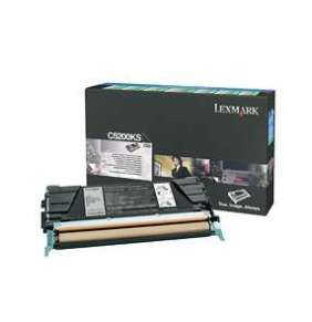 Toner pro C530 Black Standard Yield Return 1,5k