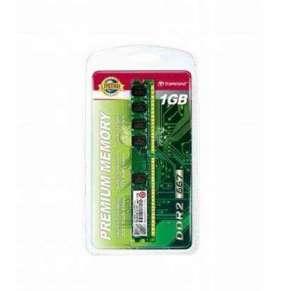 Transcend paměť 1GB (JetRam) SODIMM DDR2 667MHz 1Rx8 CL5