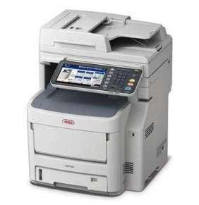 !! AKCE !! OKI MC760dn A4 28/28 ppm ProQ2400dpi, RADF, 160GB HDD, 2GB RAM, USB 2.0 LAN (Print/Scan/Copy