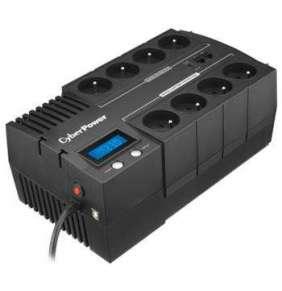 CyberPower BRICs Series II SOHO LCD UPS 700VA/420W, české zásuvky