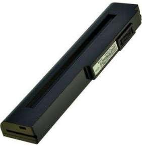 Batéria Li-Ion 11,1V 4400mAh, Black pre Asus F55/M50/X55