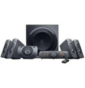 Logitech® Z906 Surround Sound Speakers - DIGITAL