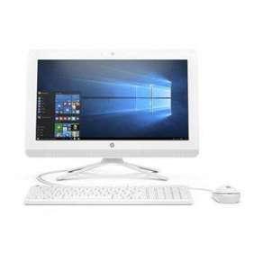 """HP AIO 20-c406nc/19,5"""" FHD WLED AG/Celeron J4005/4GB/1TB/UHD 600/DVDRW/Win 10 Home/Snow - white"""