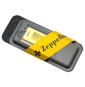 EVOLVEO 2GB SODIMM DDR II 667MHz Zeppelin GOLD (box), CL6 (doživotní záruka)