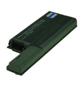 2-Power baterie pro DELL Latitude D531/D820/D830/Precision M4300/M65 serie  Li-ion (9cell), 11.1V, 6600mAh