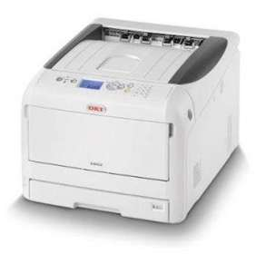 OKI C833dn, A3 LED, color printer, 35 strán/min, 1200x600, USB, LAN, duplex