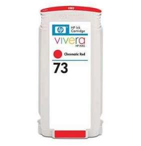 HP no 73 chromatická červená, CD951A