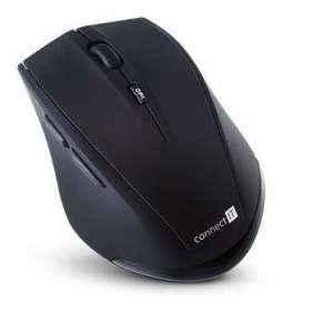 CONNECT IT TRAVEL bezdrátova laserová myš s pouzdrem