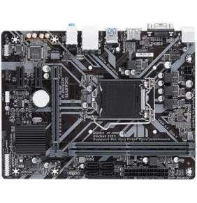 MB Gigabyte Intel H310M H, Intel H310, LGA1151, 2 x DDR4 DIMM, 1x D-Sub 1x HDMI, Micro ATX