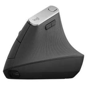 Logitech myš MX Vertical/bezdrátová/Bluetooth/Unifying/4000dpi